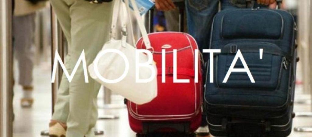 IMMOBILITÀ – Incontro a Persociv per definire gli ultimi dettagli sul bando di mobilità 2018